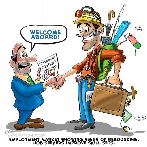 cartoons from the employment cartoons employment cartoons cartoon ...